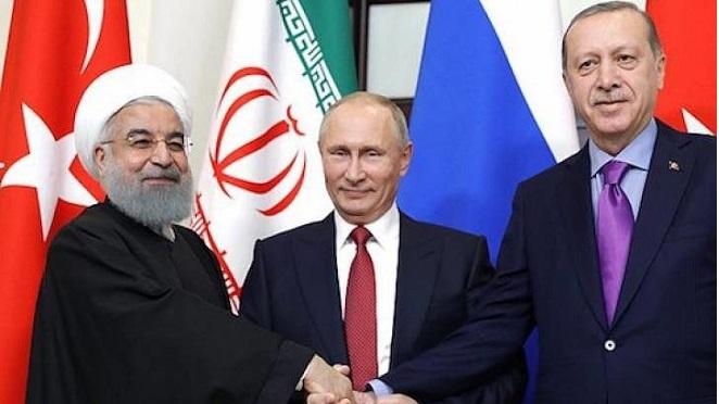 Cuộc gặp thượng đỉnh Nga-Iran-Thổ Nhĩ Kỳ có khả năng diễn ra vào tháng 9