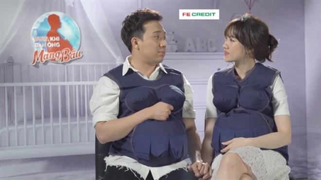 Trấn Thành chia sẻ với Hari Won