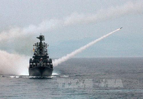 Hải quân và Không quân Nga sẽ tiến hành cuộc tập trận lớn trên Địa Trung Hải