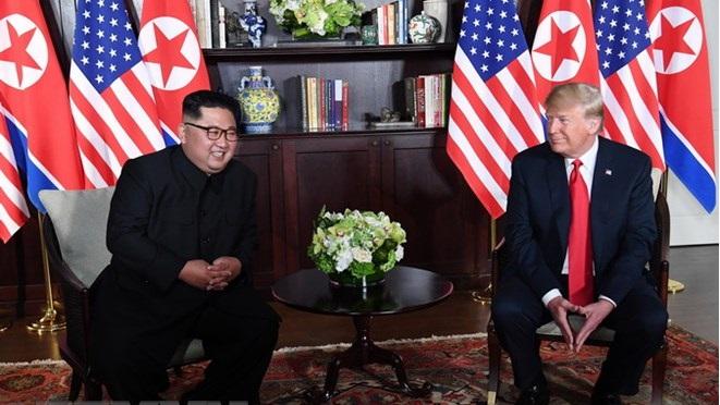 Thượng đỉnh liên Triều: Tổng thống Hàn Quốc giữ thông điệp riêng của Triều Tiên gửi Tổng thống Mỹ
