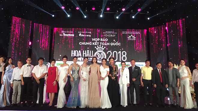 Hoa hậu Việt Nam 2018: Công bố vương miện 'vô giá' đính hàng ngàn viên ngọc trai, đá quý