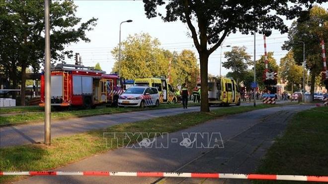 Hà Lan: Tai nạn tàu hỏa thương tâm, khiến 4 em nhỏ thiệt mạng