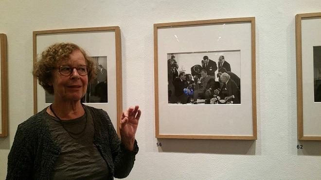 Thoáng Việt Nam trong 'Những bức ảnh từ nước Đức' của Barbara Klemm