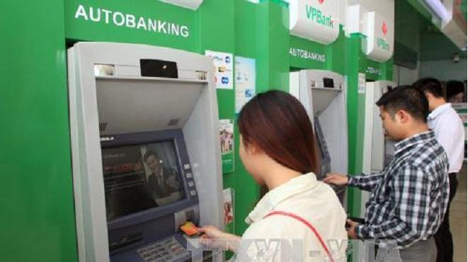 Máy ATM sử dụng công nghệ nhận diện khuôn mặt