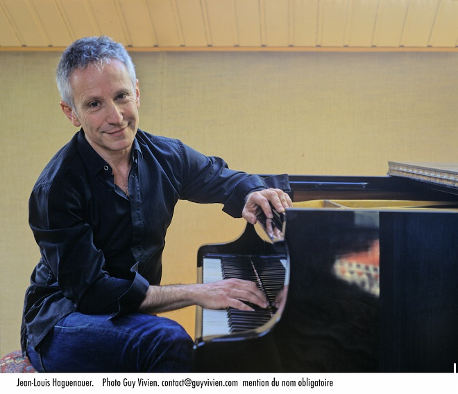 Đêm độc tấu của pianist Jean-Louis Haguenauer tại Hà Nội