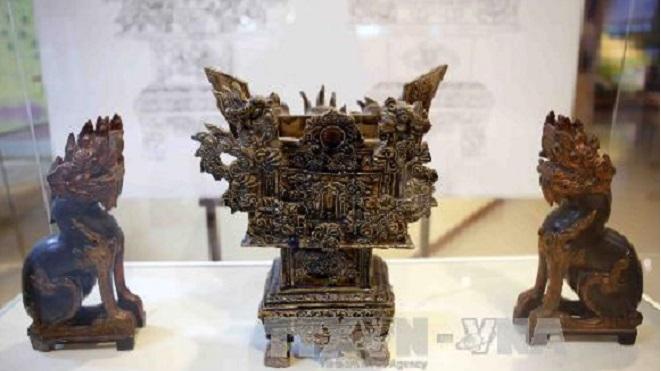 Ngắm linh vật nghê Việt tại di tích Văn Miếu – Quốc Tử Giám