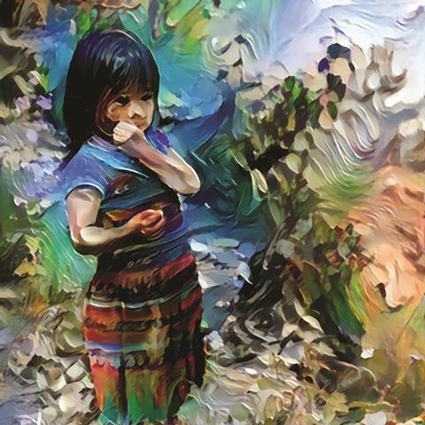 Thiếu nữ Sapa của Bùi Thị Minh Hạnh