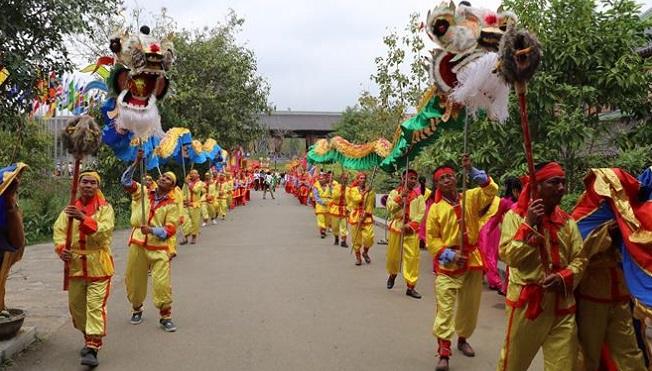 Khai mạc Lễ hội chùa Bái Đính - Xuân Kỷ Hợi 2019