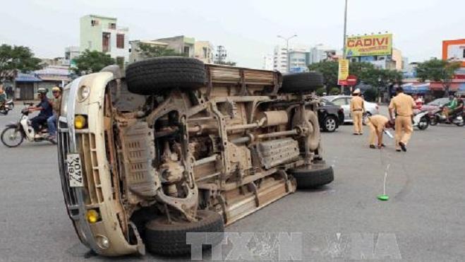 Ngày 29 Tết, số vụ và số người bị thương vì tai nạn giao thông tăng cao