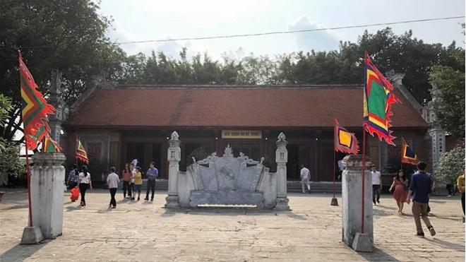 Lễ hội đền Hai Bà Trưng - Mê Linh, Hà Nội đầu Xuân Kỷ Hợi