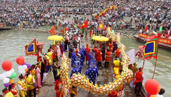 Lễ hội Chử Đồng Tử - Tiên Dung: Giữ hồn xưa cho văn hoá đồng bằng sông Hồng