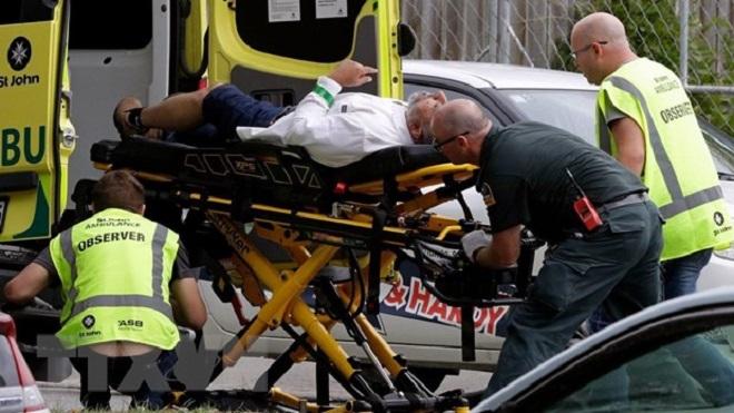 Xả súng tại New Zealand: Nghi phạm gửi thư đến Văn phòng Thủ tướng trước cuộc tấn công