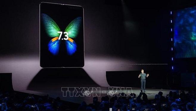 Những hé lộ về điện thoại thông minh 5G đầu tiên của Samsung