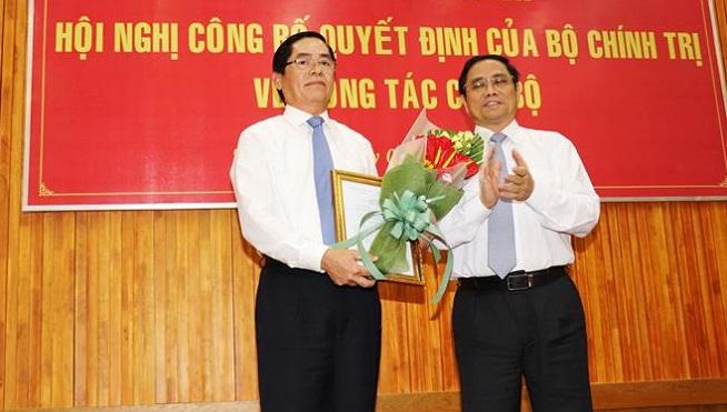 Tỉnh Tây Ninh có tân Bí thư Tỉnh ủy
