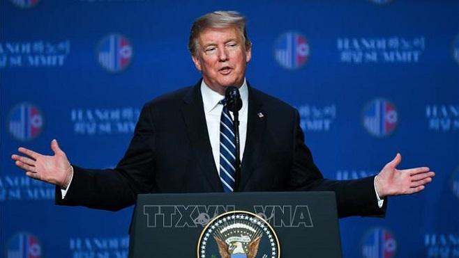 Mỹ: Tổng thống Trump giảm mức độ tín nhiệm sau báo cáo của Công tố viên đặc biệt R.Mueller