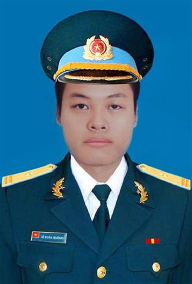 Thiếu tá Lê Xuân Trườn