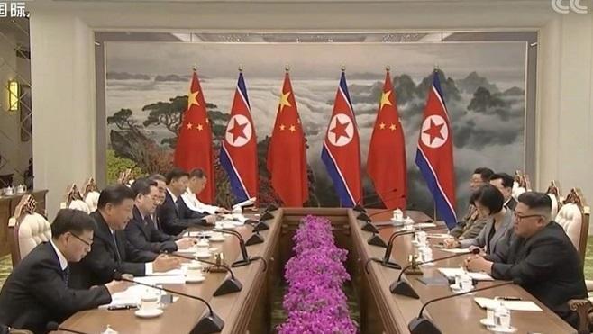 Điểm nhấn trong quan hệ đồng minh đặc biệt Trung Quốc - Triều Tiên