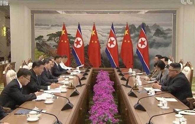 Quan hệ Trung-Triều