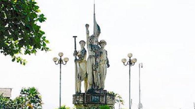Khu di tích lịch sử quốc gia bến Âu Lâu, Yên Bái xuống cấp trầm trọng