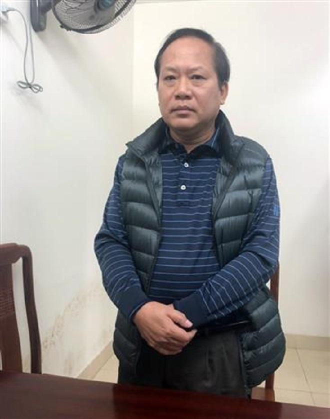 Trong ảnh: Nguyên Bộ trưởng Bộ Thông tin và Truyền thông Trương Minh Tuấn. Ảnh: TTXVN phát