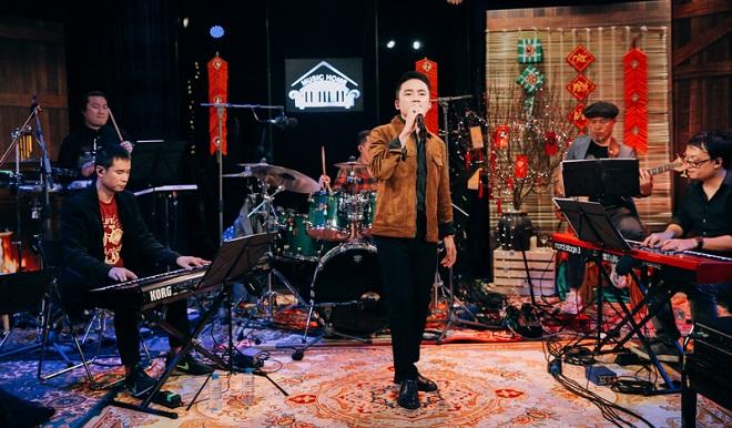 Phan Mạnh Quỳnh trong Music Home 2019