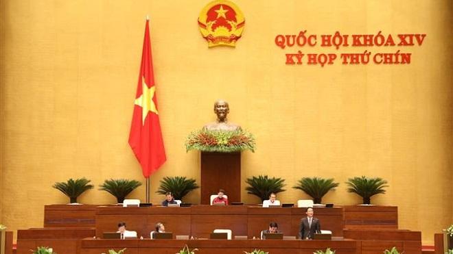 Kỳ họp thứ 9, Quốc hội khóa XIV: Trình Quốc hội nhiều nội dung quan trọng