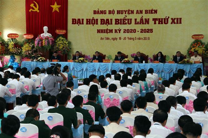 Đại hội Đảng bộ huyện điểm đầu tiên bầu trực tiếp bí thư huyện ủy tại Kiên Giang