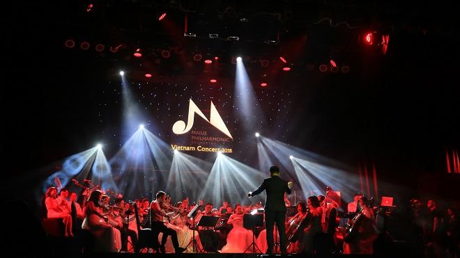 Dàn nhạc Maius Philharmonic làm mới nhạc thiền 'Chú đại bi'