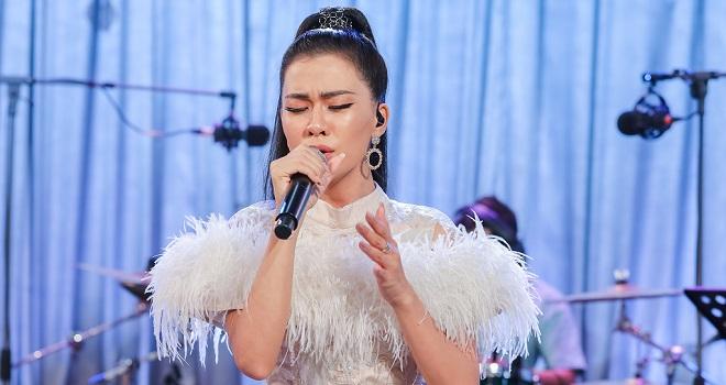 Hà Nhi mở màn cho đêm nhạc Music Home tháng 6