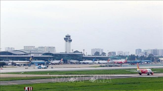 Từ 1/7, đóng cửa một đường băng sân bay Tân Sơn Nhất để nâng cấp, sửa chữa