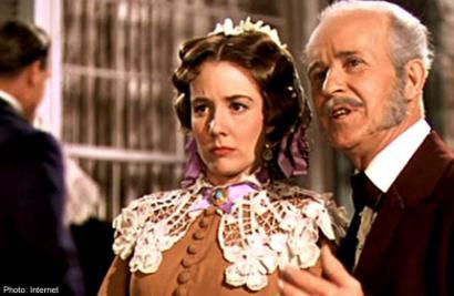 Rhett nổi tiếng nhất với vai India Wilkes, một trong những người chị gái của Ashley Wilkes tại phim Cuốn theo chiều gió.