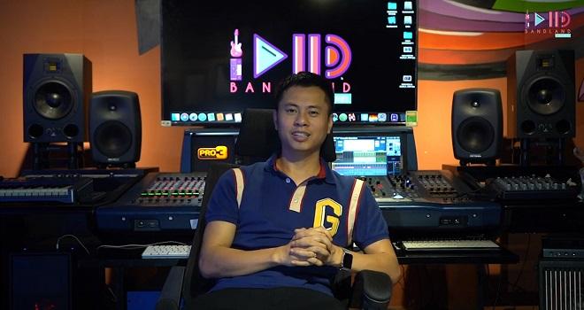Nhạc sĩ - Nhà sản xuất âm nhạc Dương Cầm