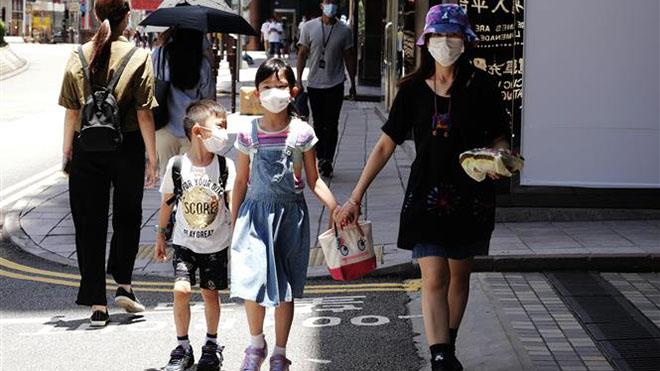 Dịch COVID-19: Hong Kong (Trung Quốc) lại ghi nhận số ca nhiễm cao nhất trong ngày