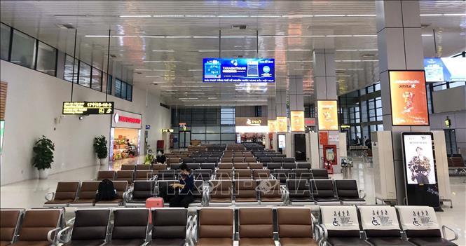 Sân bay Nội bài mùa dịch Covid-19