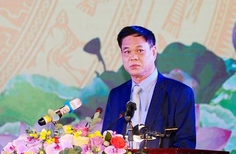 Đồng chí Huỳnh Tấn Việt, Bí thư Tỉnh ủy Phú Yên được điều động, phân công giữ chức Phó Bí thư Đảng ủy khối các cơ quan Trung ương.