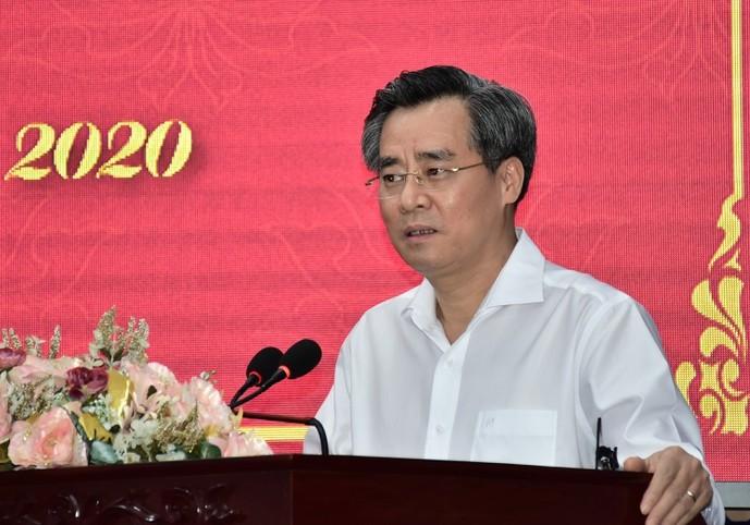 Đồng chí Nguyễn Quang Dương, Bí thư Tỉnh ủy Bạc Liêu được điều động, phân công giữ chức Phó Trưởng ban Tổ chức Trung ương.