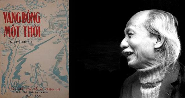 Nhà văn Nguyễn Tuân