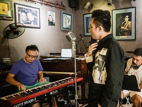 Đêm Jazz Nam Fusion dời lịch diễn