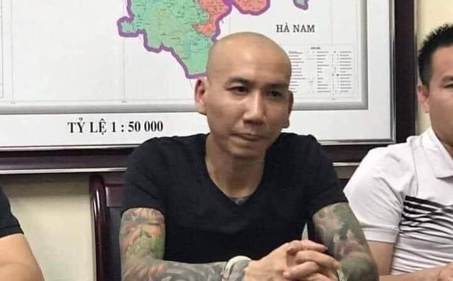Phú Lê tại cơ quan điều tra