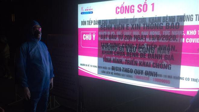 Thêm 14 bệnh nhân mắc Covid-19 ở Đà Nẵng, Quảng Nam và nhập cảnh