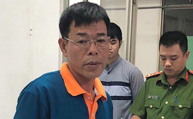 Bị cáo Nguyễn Hải Nam. Ảnh: dantri.com.vn