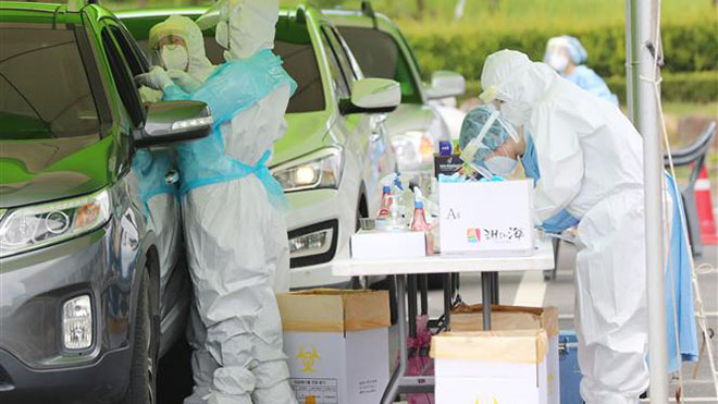 Dịch COVID-19 ngày 28/8: Thế giới có 24.670.177 ca bệnh và 836.517 ca tử vong