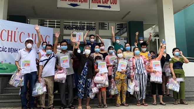 Dịch COVID-19: Đà Nẵng có thêm 23 bệnh nhân được chữa khỏi và xuất viện