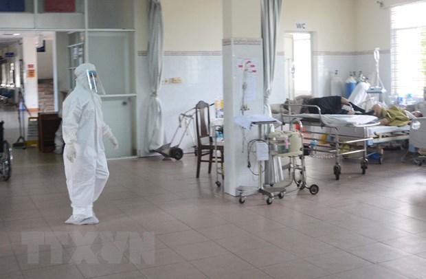 Chiều 9/8, Thứ trưởng Bộ Y tế Nguyễn Trường Sơn, Trưởng Bộ phận thường trực đặc biệt chống dịch COVID-19 của Bộ Y tế tại Thành phố Đà Nẵng thông tin về trường hợp tử vong của bệnh nhân COVID-19. Đây là ca tử vong liên quan đến dịch COVID-19 thứ 11 tính từ khi dịch xảy ra ở Việt Nam.