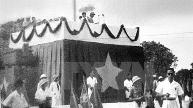 Tổ chức Đợt phim Kỷ niệm 75 năm Cách mạng tháng Tám và Quốc khánh 2/9