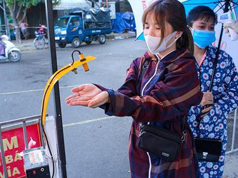 Đà Nẵng: Cách ly y tế một số 'điểm nóng' để phòng, chống dịch COVID-19