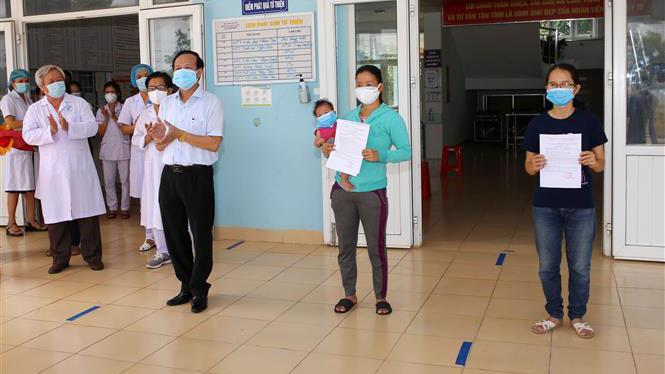 Hết 1/9 tiếp tục không ghi nhận ca mắc mới, 28 bệnh nhân được công bố khỏi bệnh