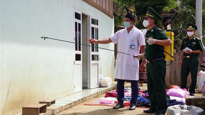 Dịch COVID-19: Một ca mắc mới nhập cảnh được cách ly ngay, 35 ngày Việt Nam không có ca lây nhiễm trong cộng đồng