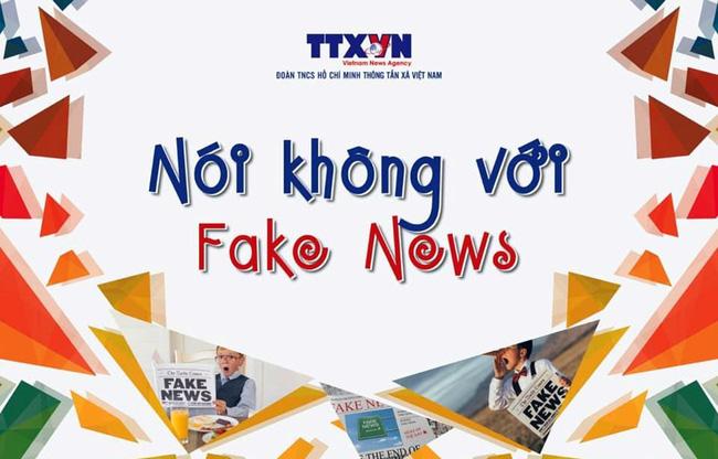 Dự án chống tin giả của TTXVN