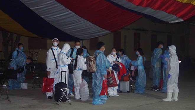 Dịch COVID-19: Đưa hơn 210 công dân Việt Nam từ Nhật Bản về nước